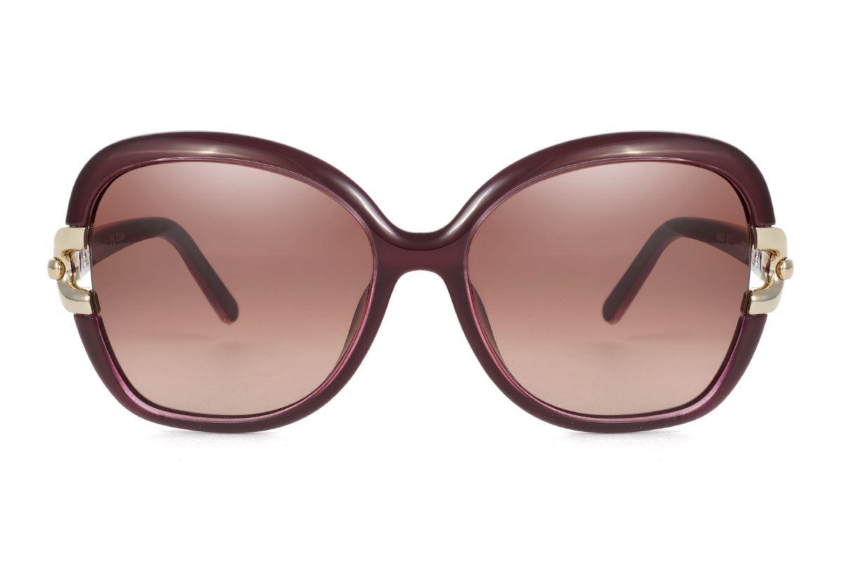 Chloé 高質感太陽眼鏡 CE637S-5052