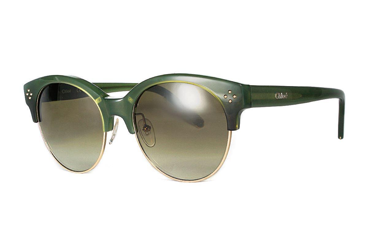 Chloé 高质感太阳眼镜 CE704S-3151