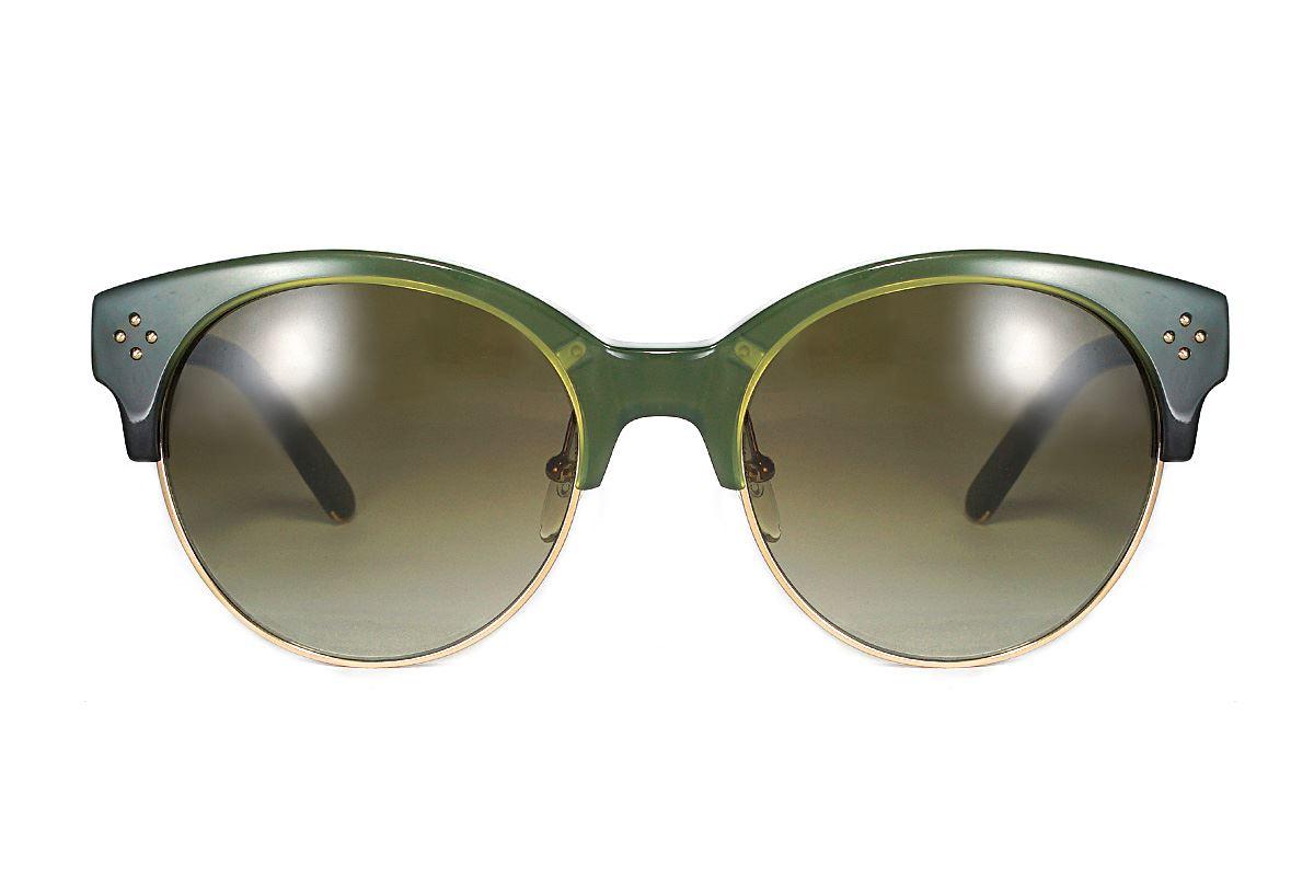 Chloé 高质感太阳眼镜 CE704S-3152