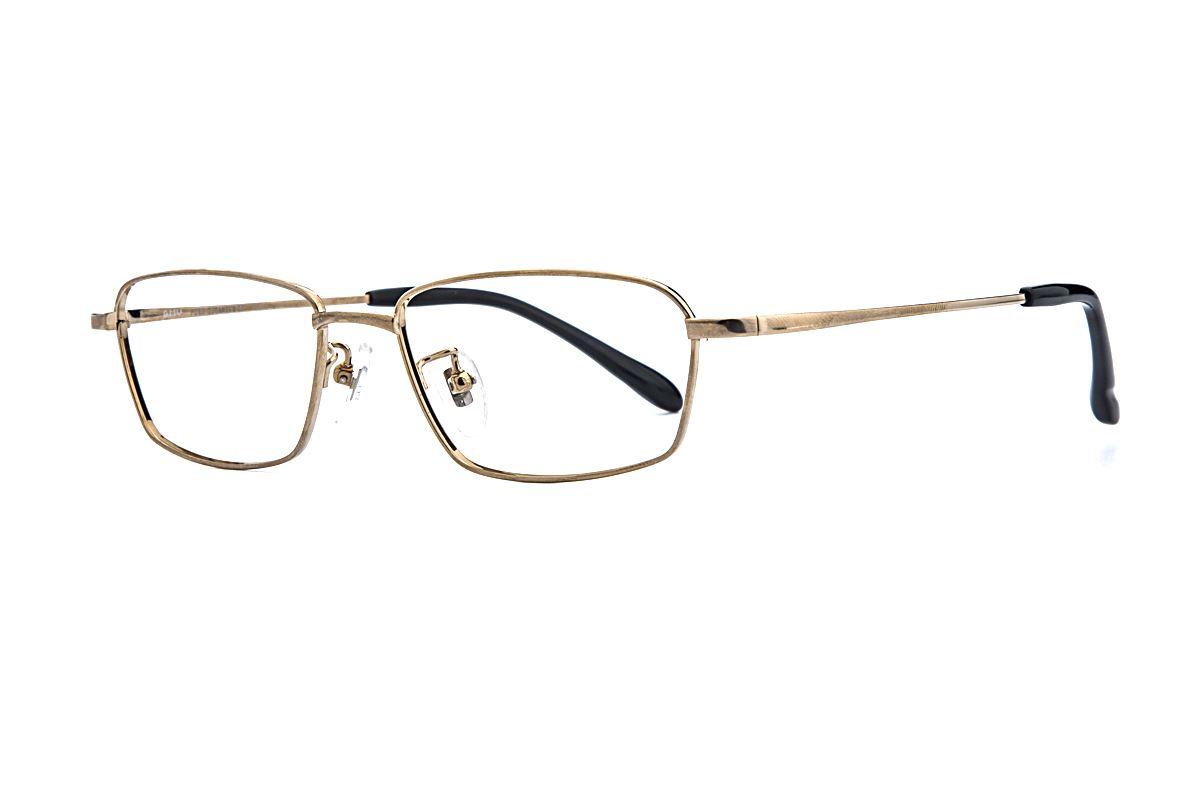 严选高质感纯钛眼镜 11521-C11