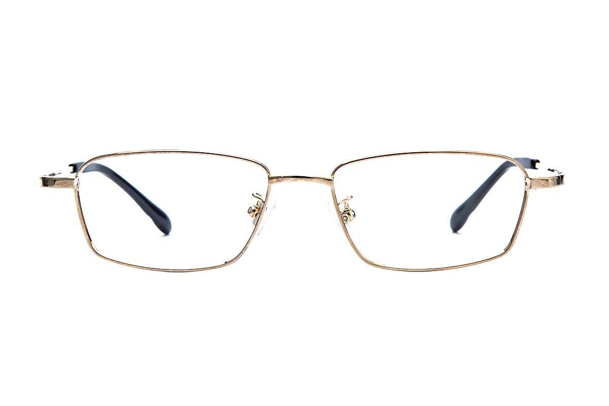 严选高质感纯钛眼镜 11521-C12