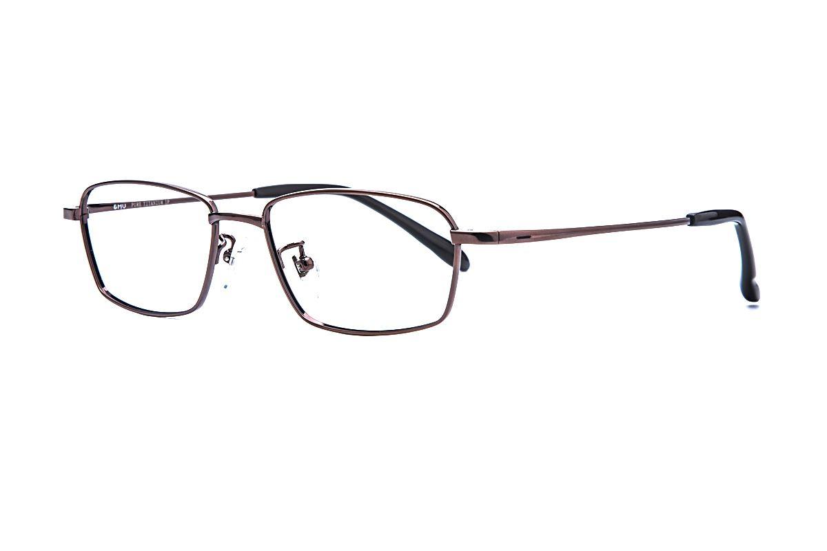 严选高质感纯钛眼镜 11521-C91