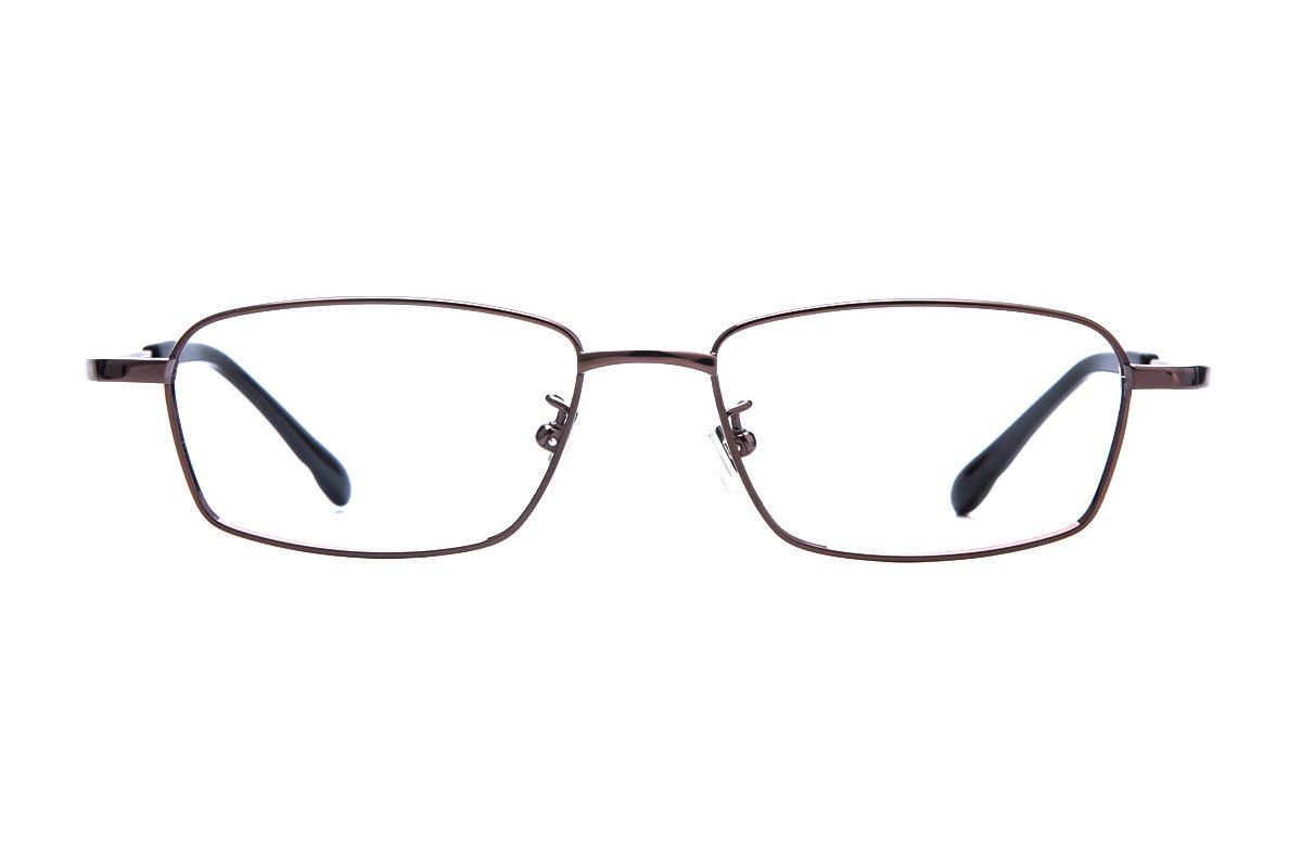 严选高质感纯钛眼镜 11521-C92