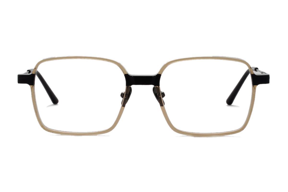 严选复合式眼镜 5571-C42