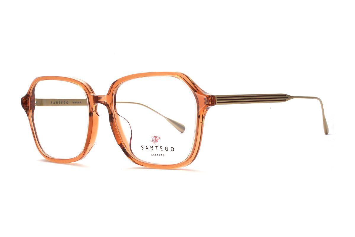 严选透明大眼镜框 77010-C31