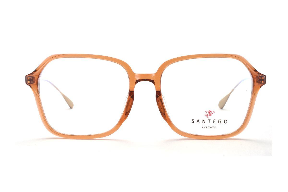 严选透明大眼镜框 77010-C32