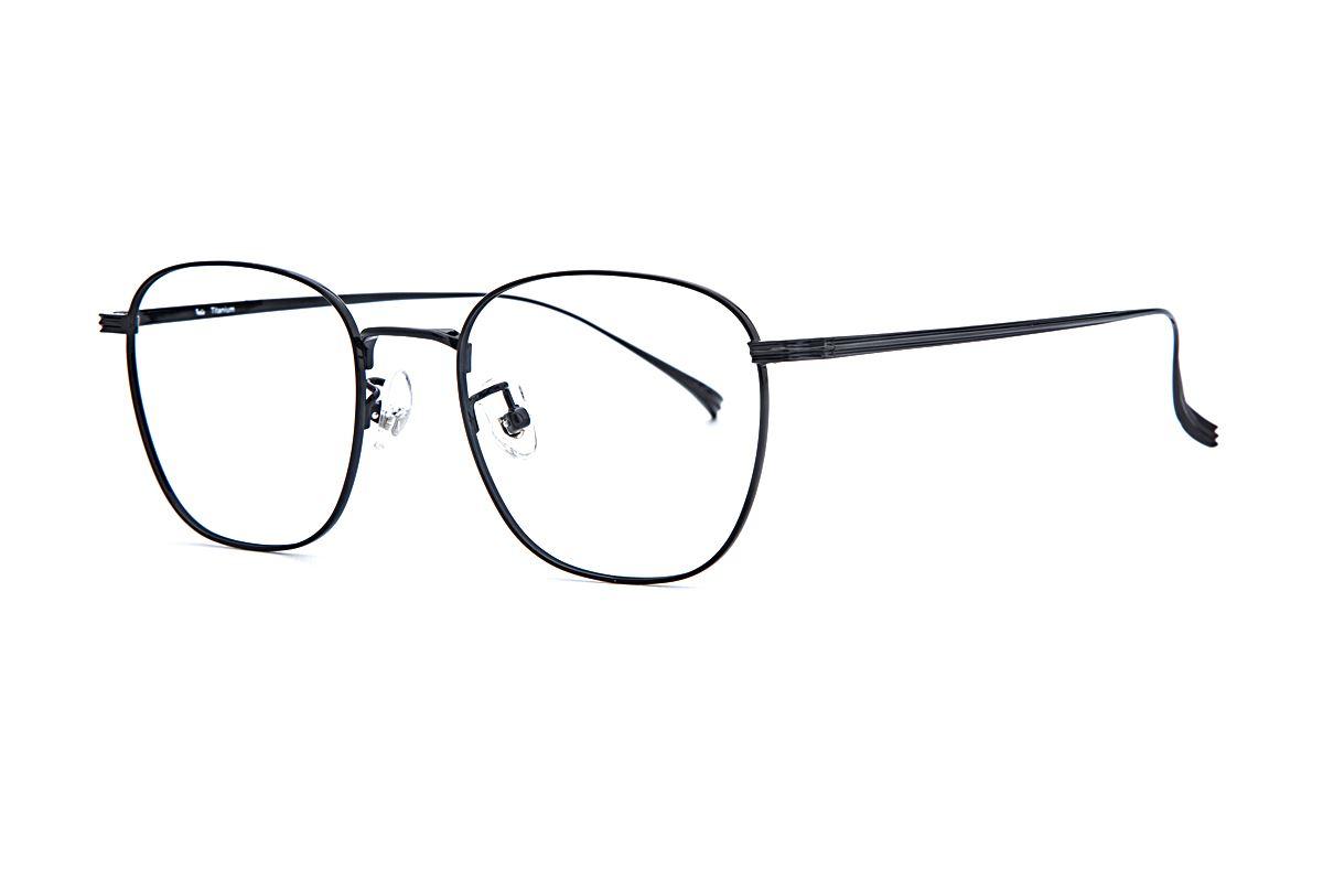 復古鈦細框眼鏡 V9083-C381