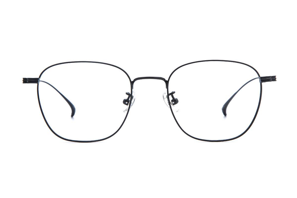 復古鈦細框眼鏡 V9083-C382