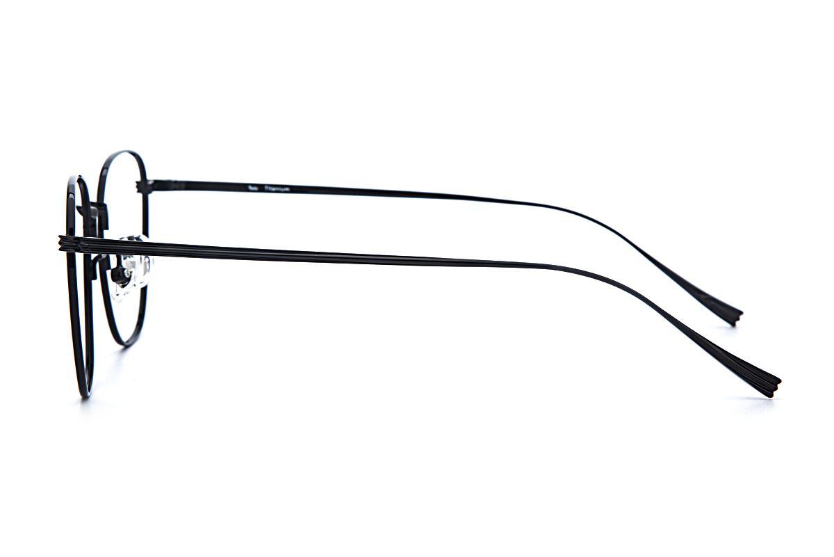 復古鈦細框眼鏡 V9083-C383