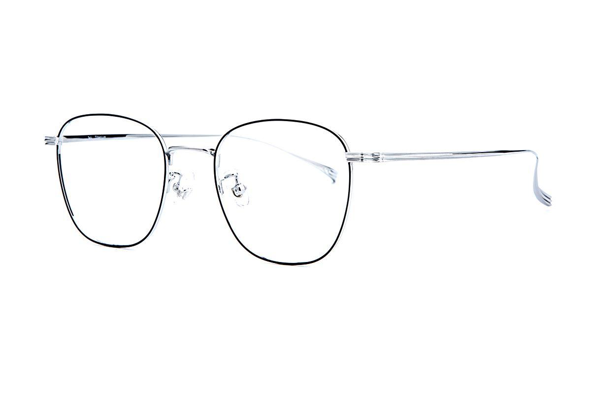 復古鈦細框眼鏡 V9083-C211