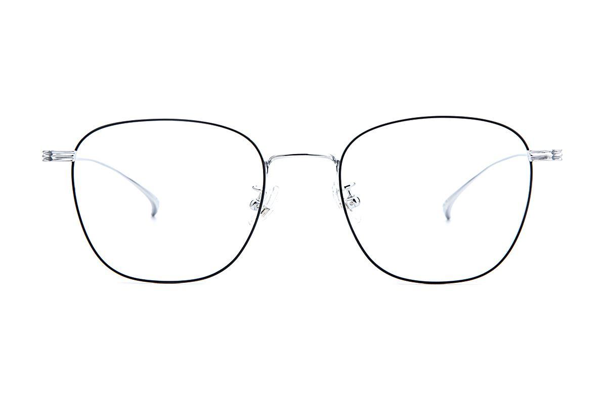 复古钛细框眼镜 V9083-C212