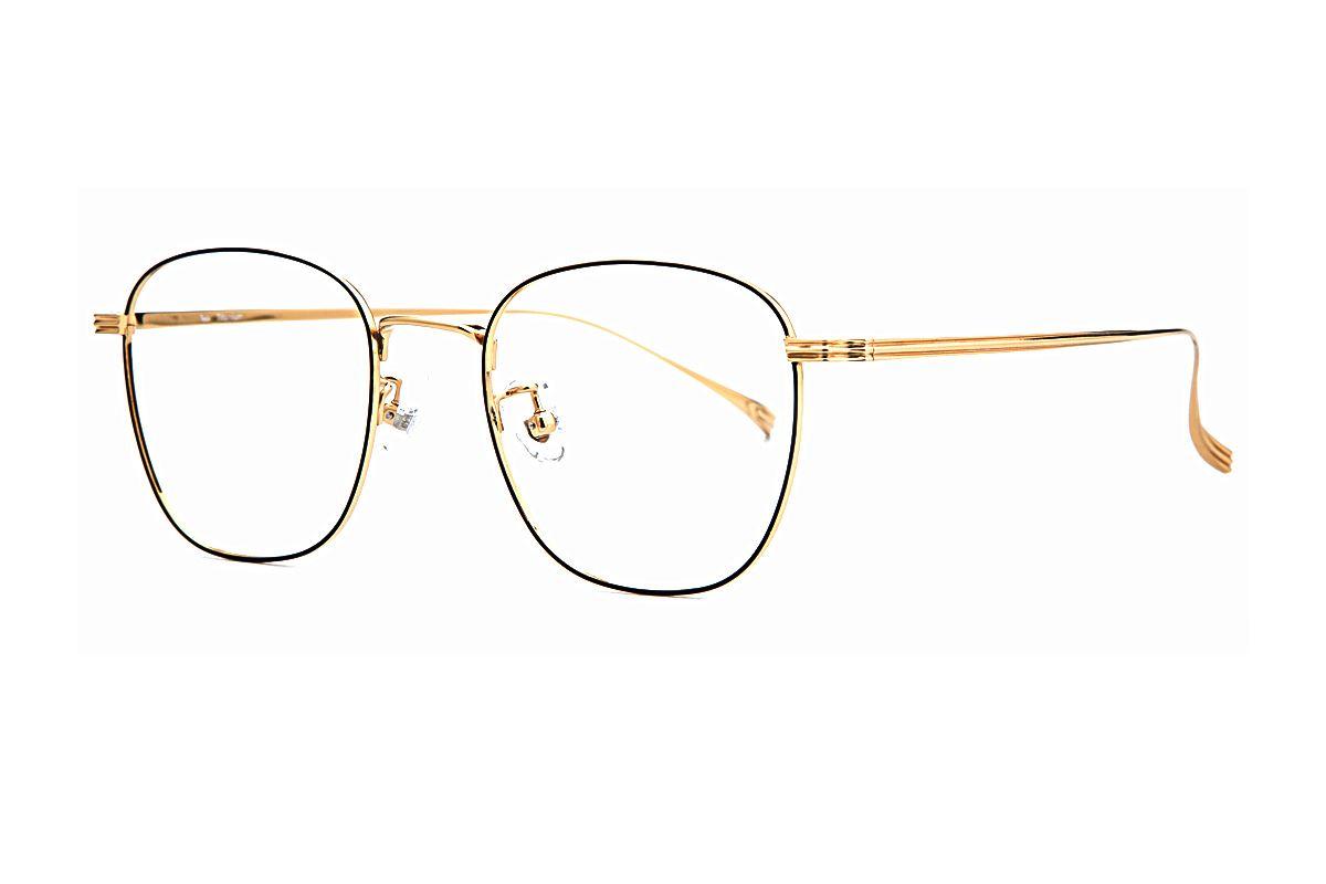 复古钛细框眼镜 V9083-C231