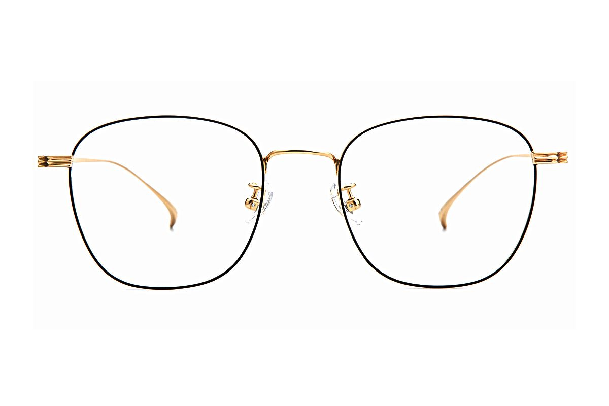 复古钛细框眼镜 V9083-C232