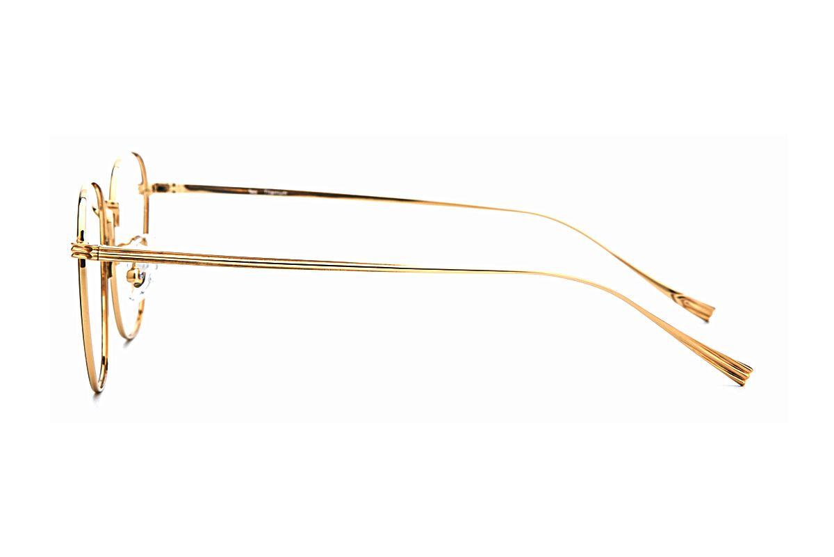 复古钛细框眼镜 V9083-C233