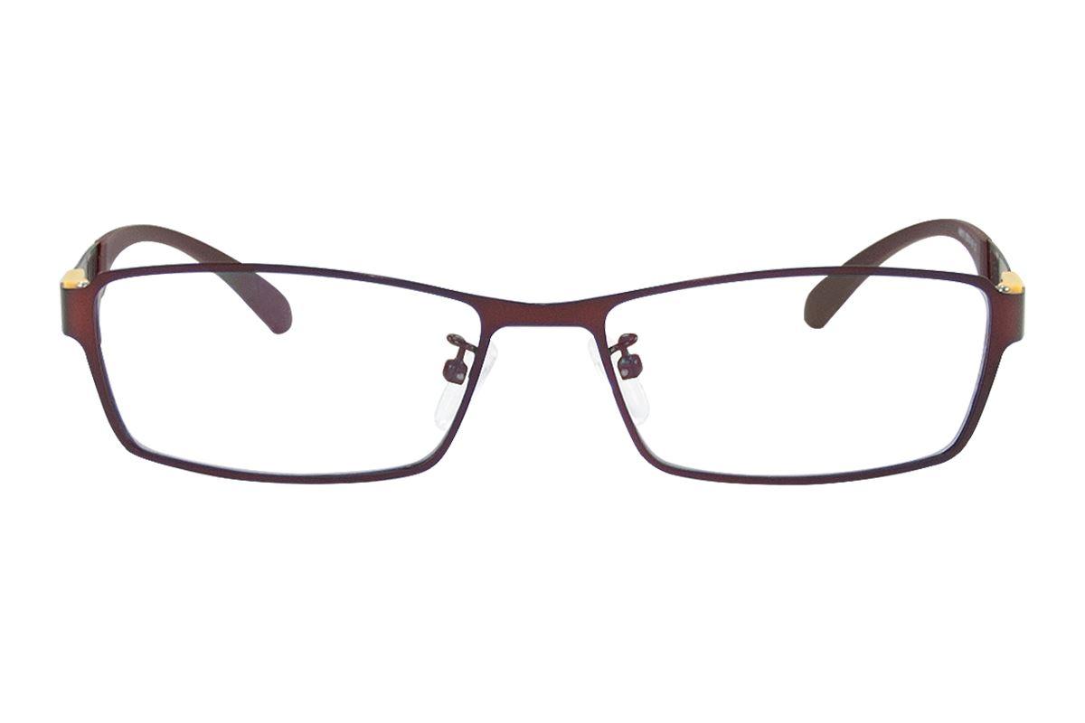 严选高质感钛镜框 H8919-GO2