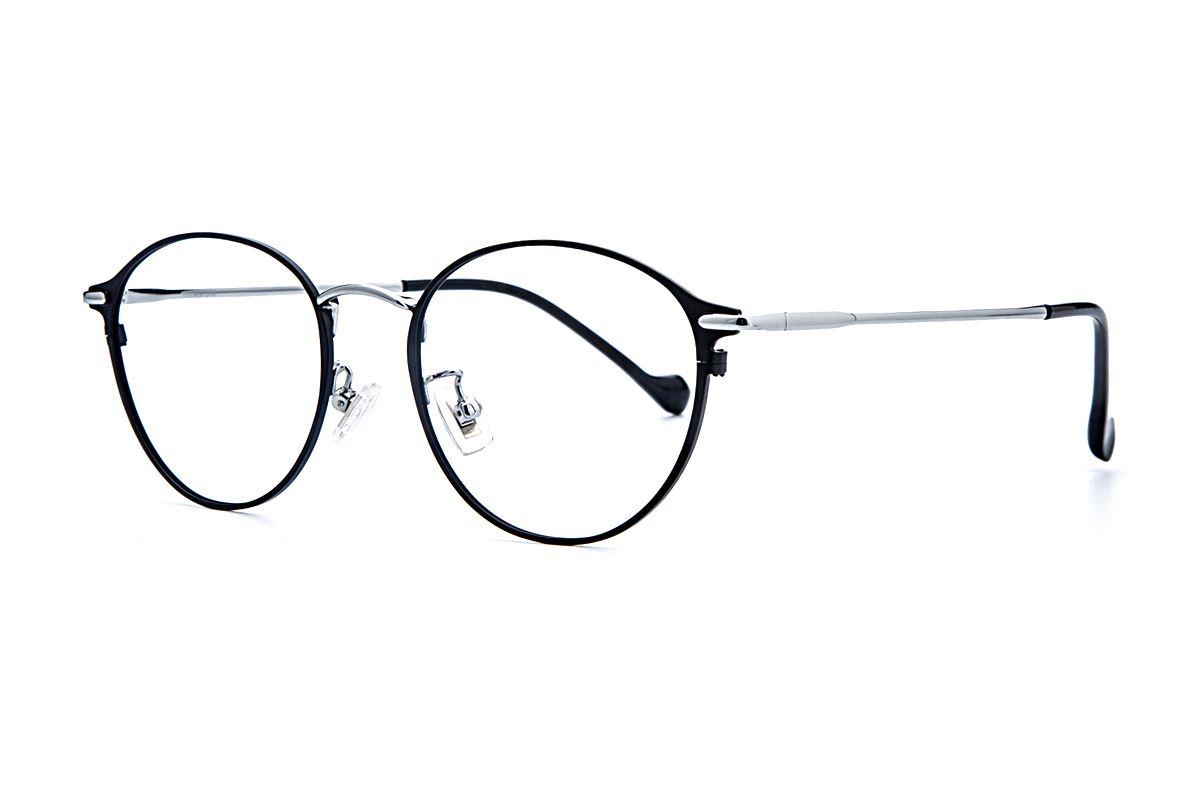 復古鈦細框眼鏡 6002-C21