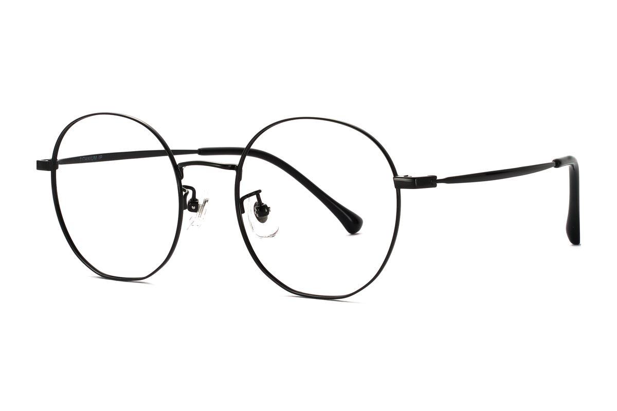 復古鈦細框眼鏡 8030-C71