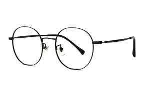 眼镜镜框-复古钛细框眼镜 8030-C7