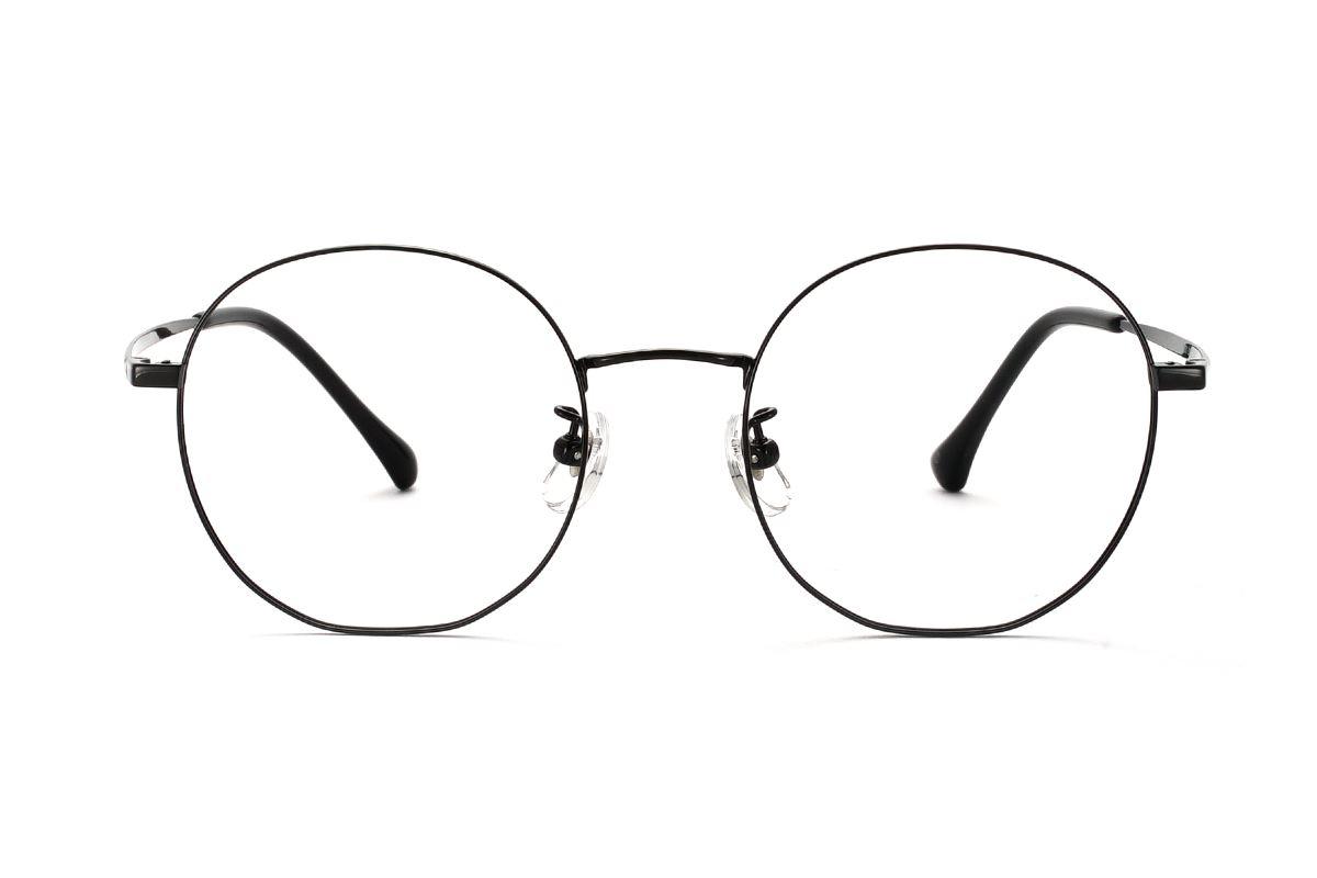 復古鈦細框眼鏡 8030-C72