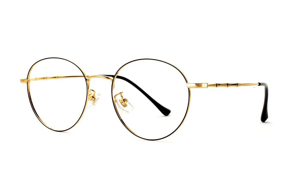 復古鈦細框眼鏡 8560-C11