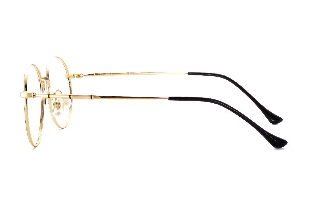 復古鈦細框眼鏡 8560-C13