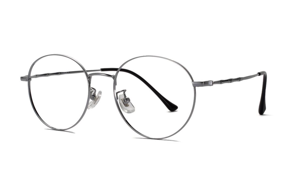 復古鈦細框眼鏡 8560-C51
