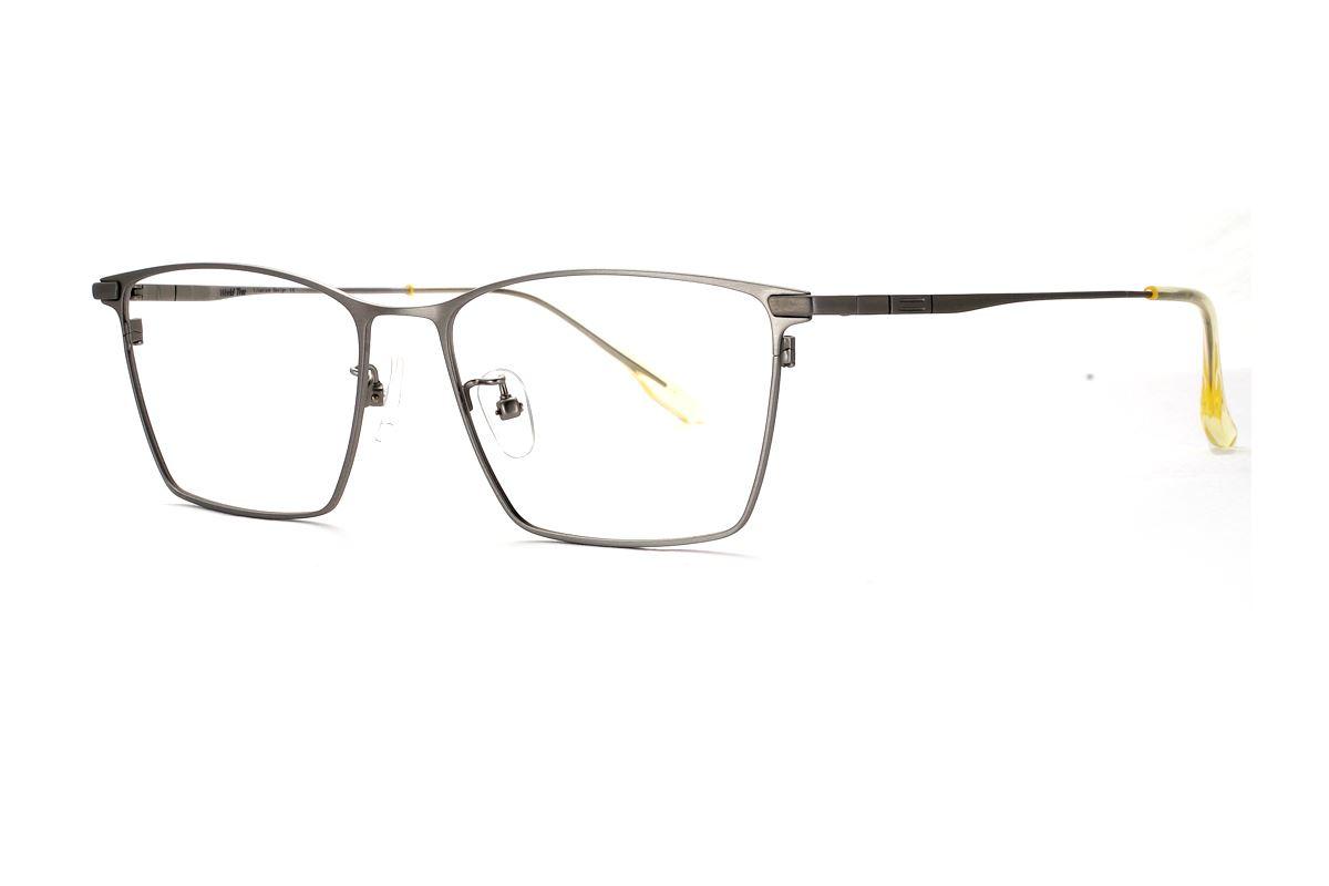 嚴選經典鈦眼鏡 T5043-C5041
