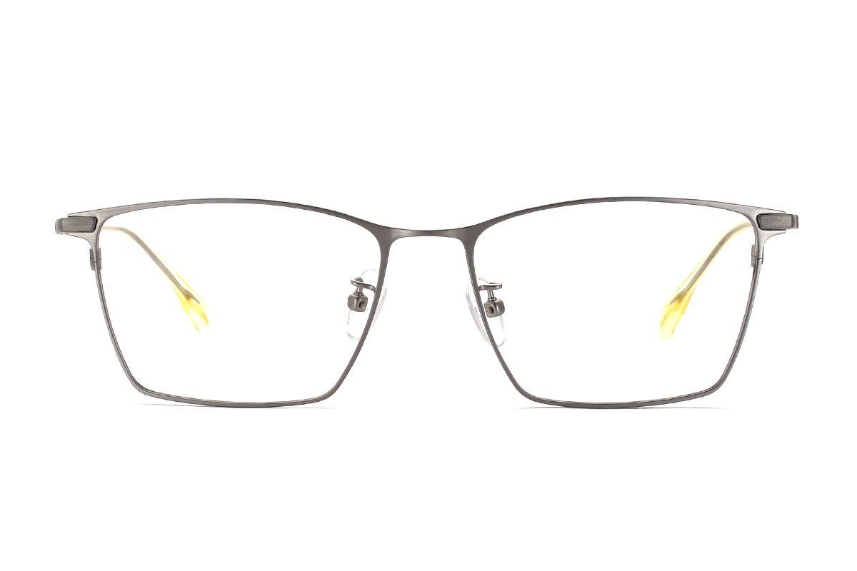 嚴選經典鈦眼鏡 T5043-C5042