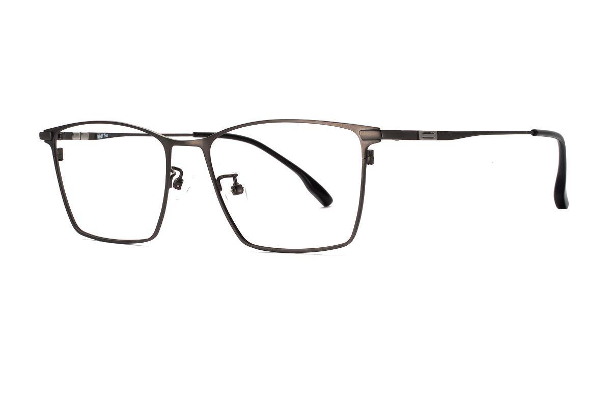 严选经典钛眼镜 T5043-C5021