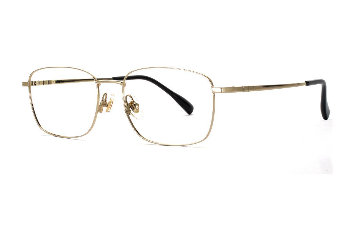 嚴選β-鈦眼鏡 T5091-C5011