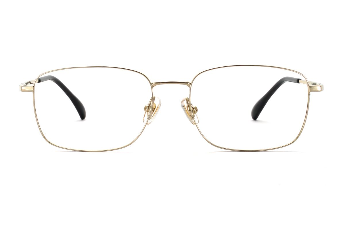 嚴選β-鈦眼鏡 T5091-C5012