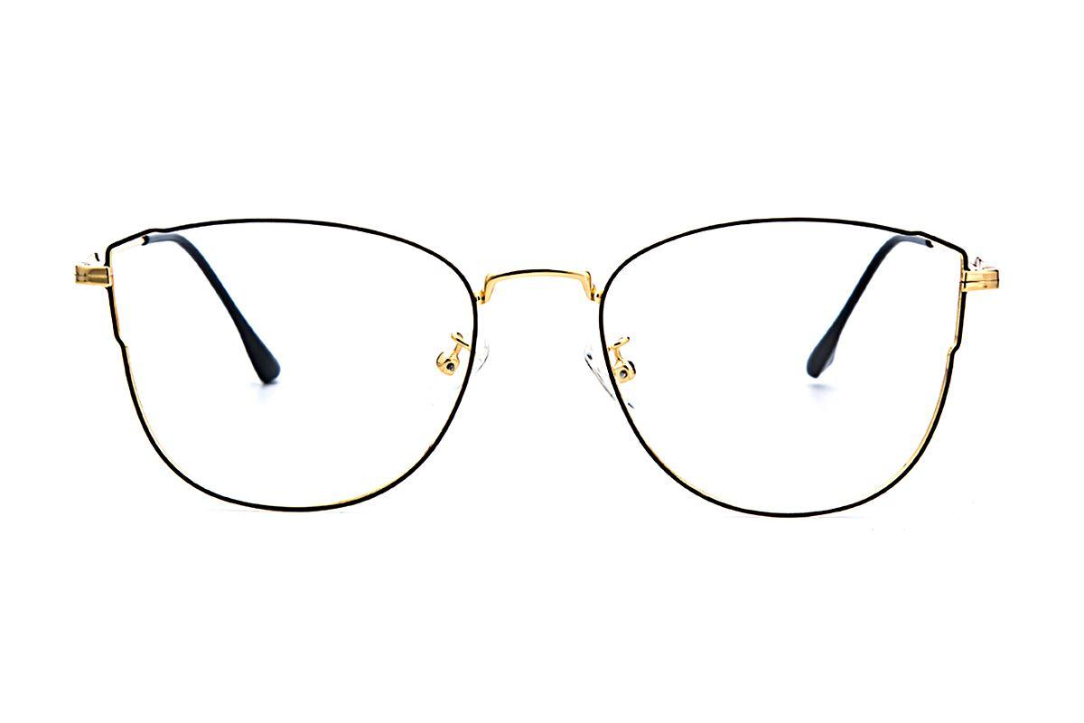 嚴選β-鈦眼鏡 L8609-C42