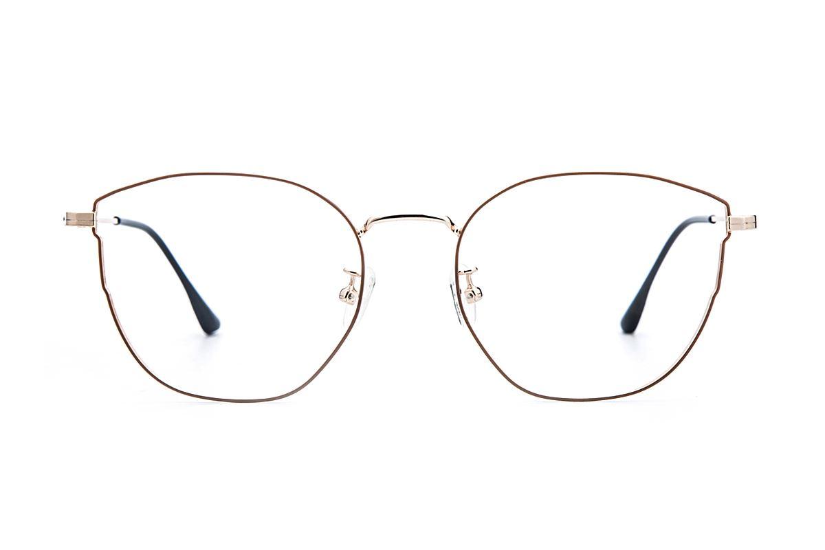 严选β-钛眼镜 L8611-C62