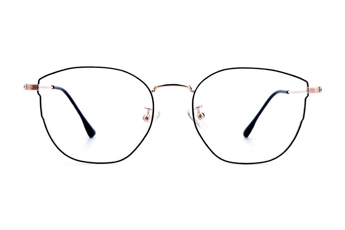 嚴選β-鈦眼鏡 L8611-C52