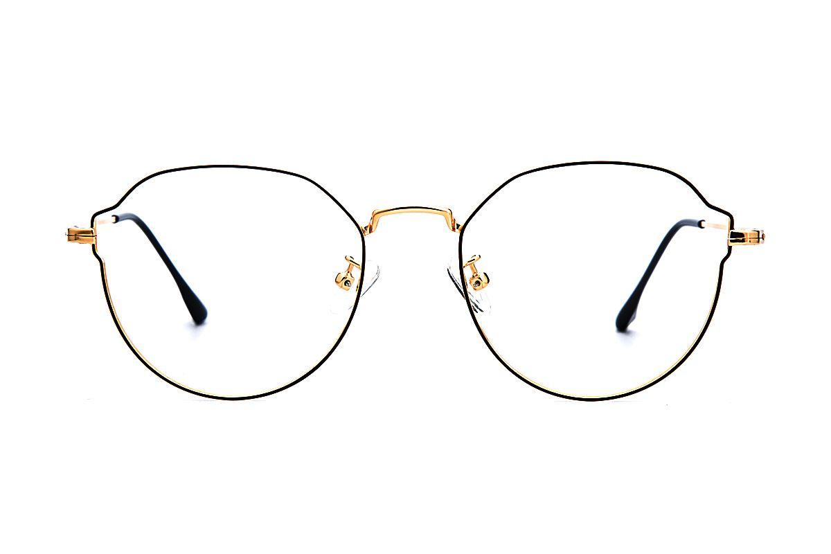 嚴選β-鈦眼鏡 L8602-C32