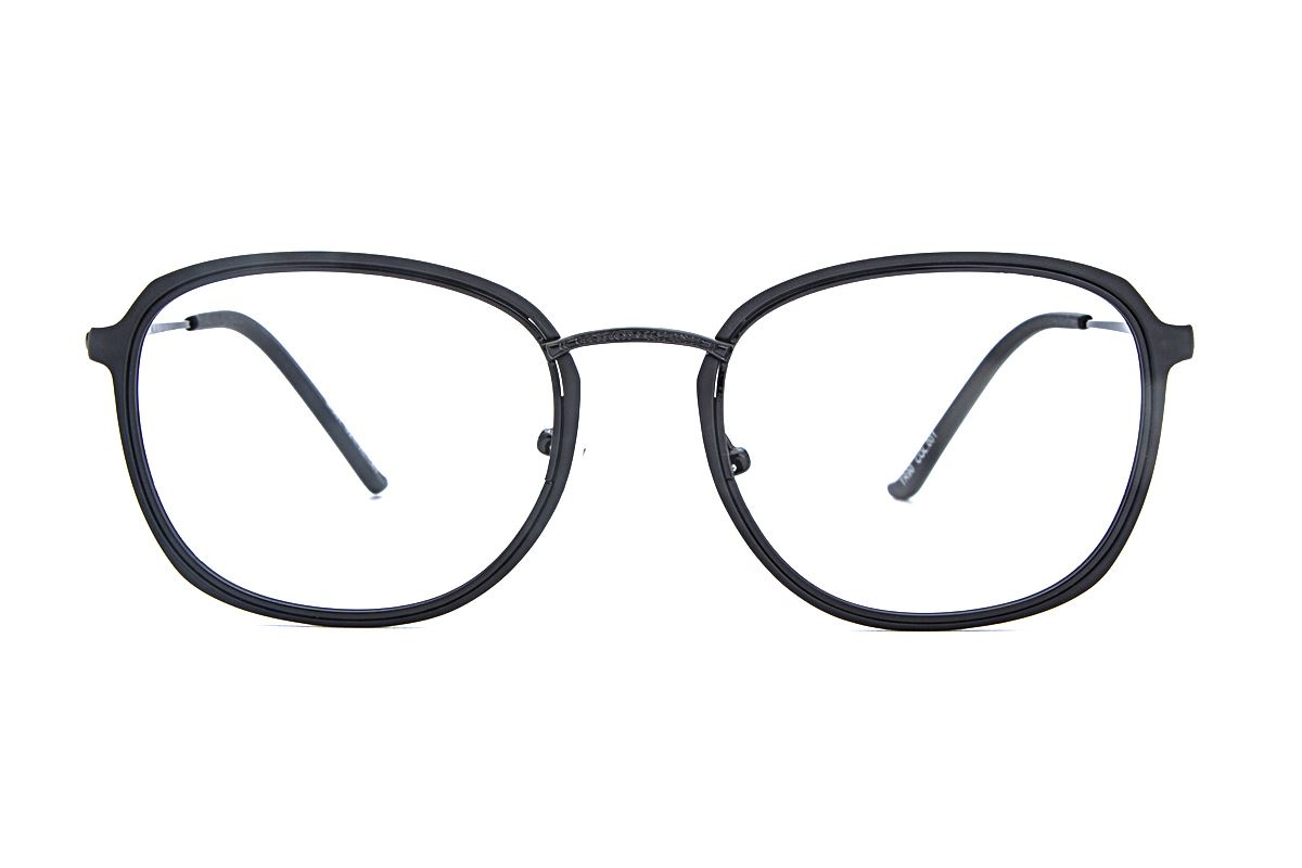 嚴選複合質感眼鏡 M067-0012