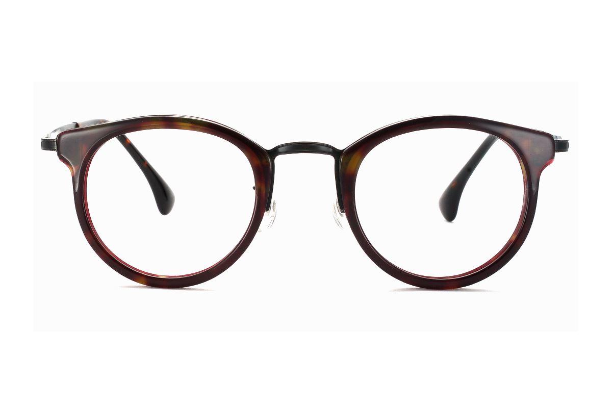 嚴選複合質感眼鏡 J85157-C342