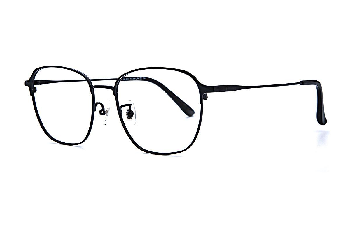 嚴選高質感鈦眼鏡 J85736-C41