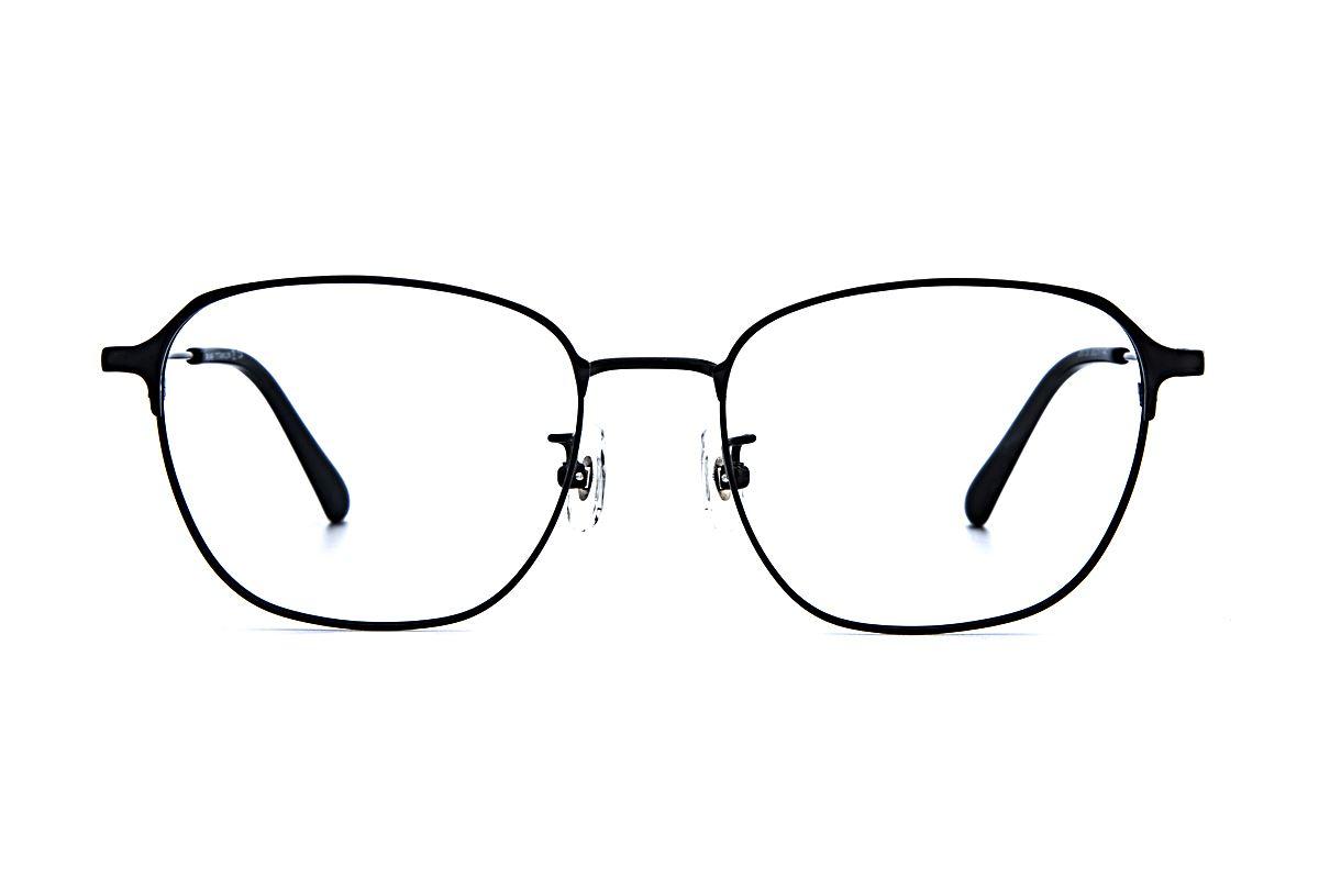 嚴選高質感鈦眼鏡 J85736-C42