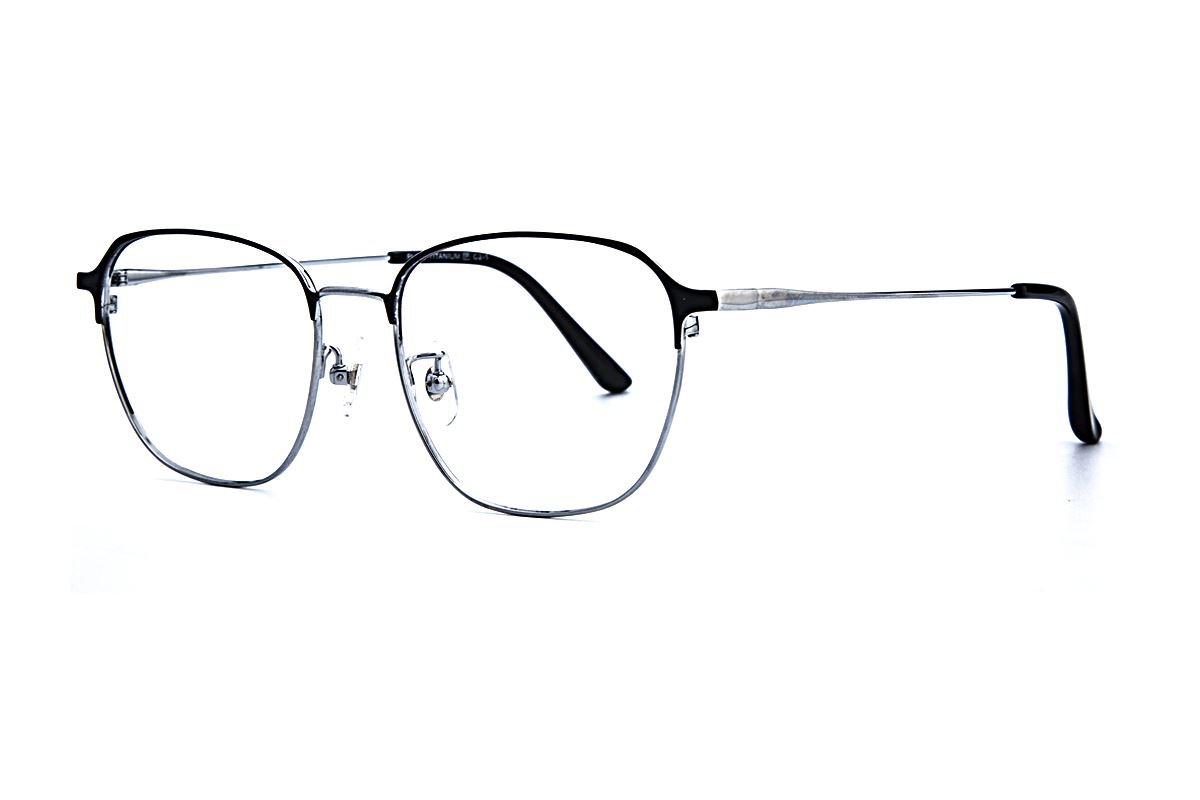 嚴選高質感鈦眼鏡 J85736-C21