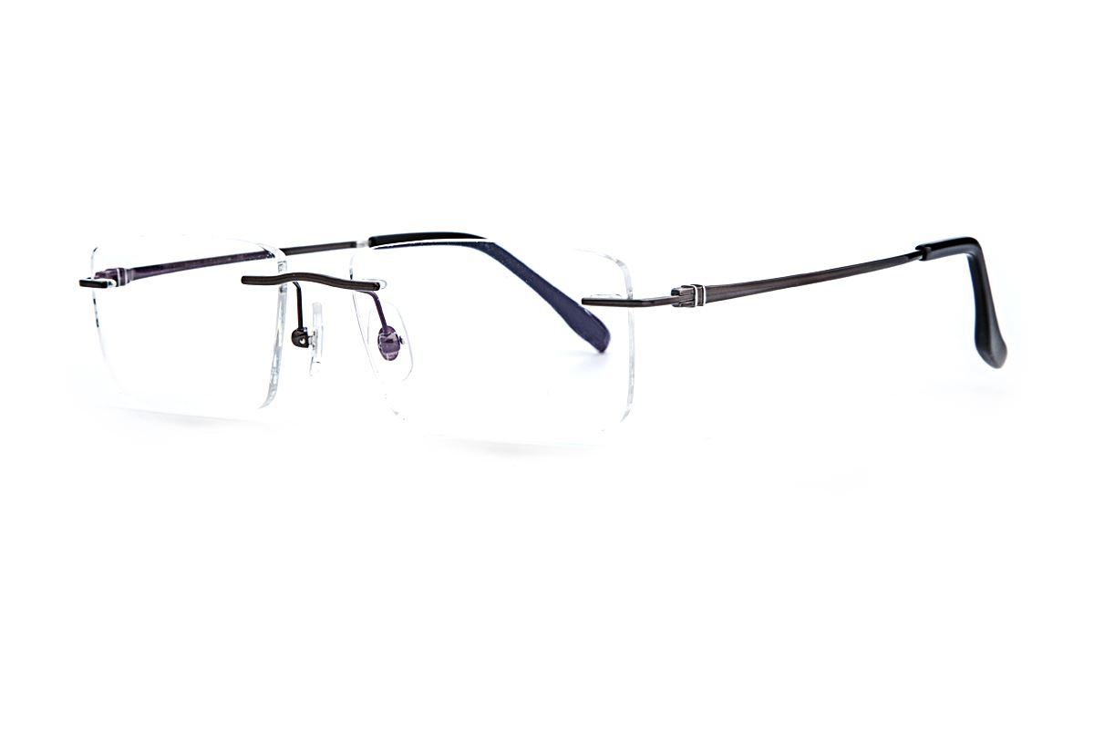 严选高质感纯钛眼镜 J85725-C31