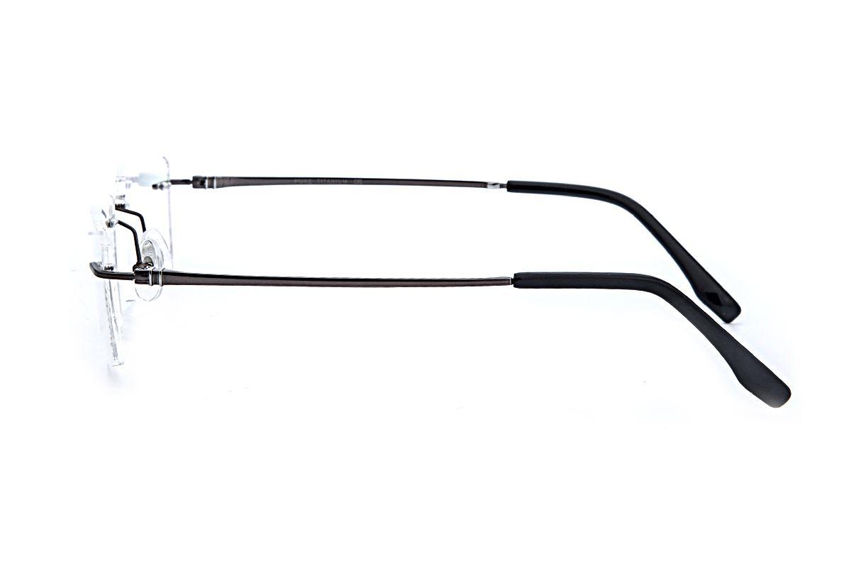 严选高质感纯钛眼镜 J85725-C33
