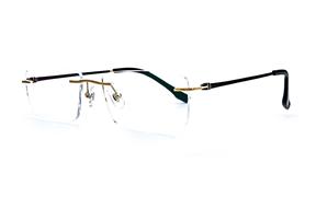 眼鏡鏡框-嚴選高質感純鈦眼鏡 J85725-C1