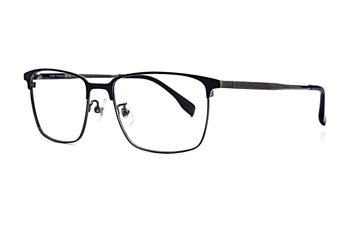 严选高质感纯钛眼镜 J85739-C31