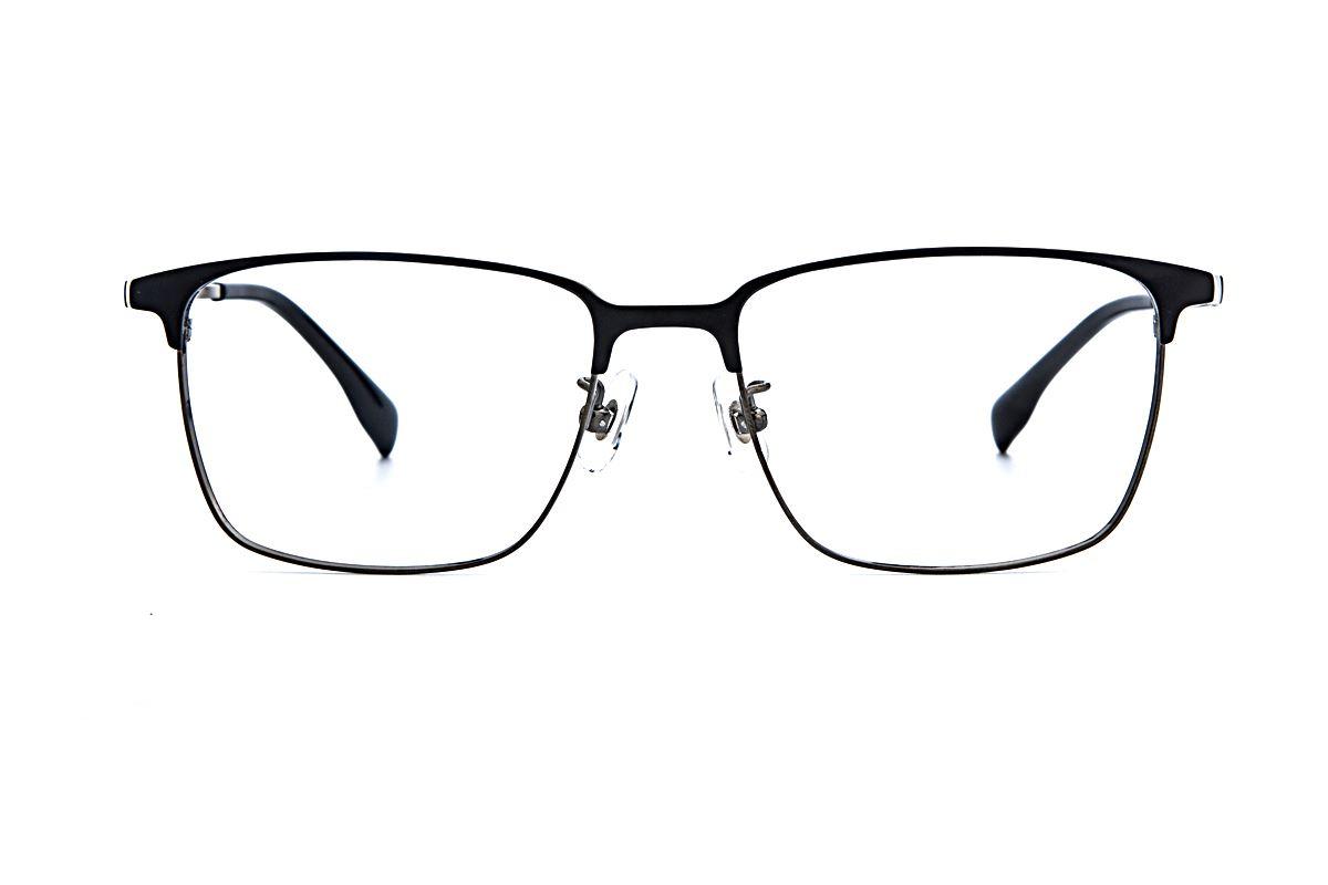 严选高质感纯钛眼镜 J85739-C32