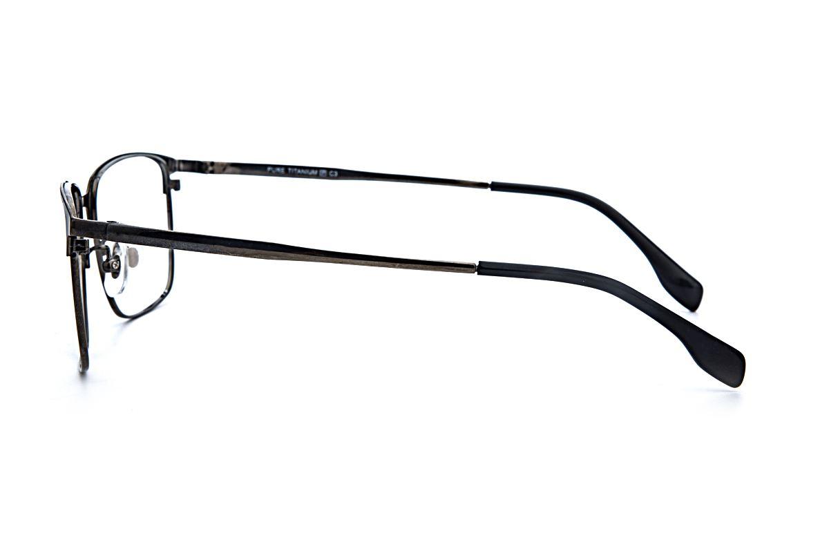 严选高质感纯钛眼镜 J85739-C33