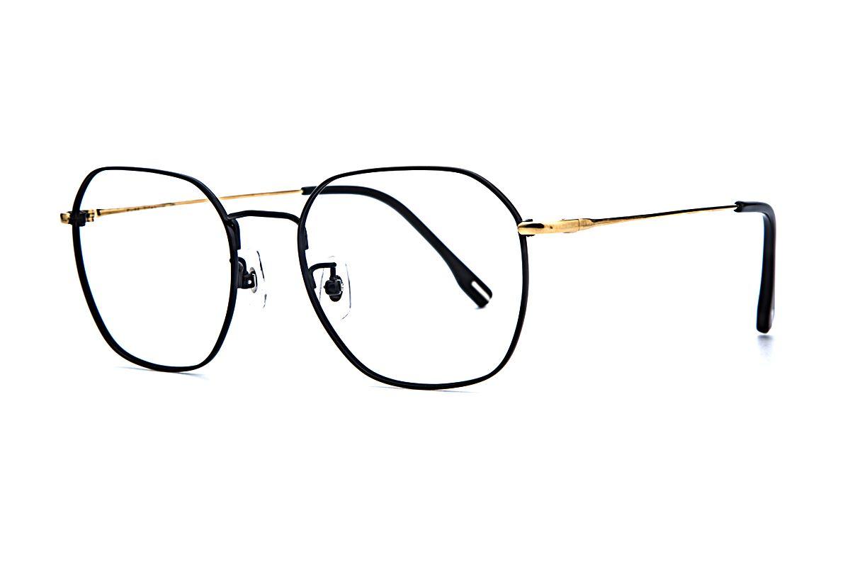 嚴選高質感純鈦眼鏡 J85607-C2-41