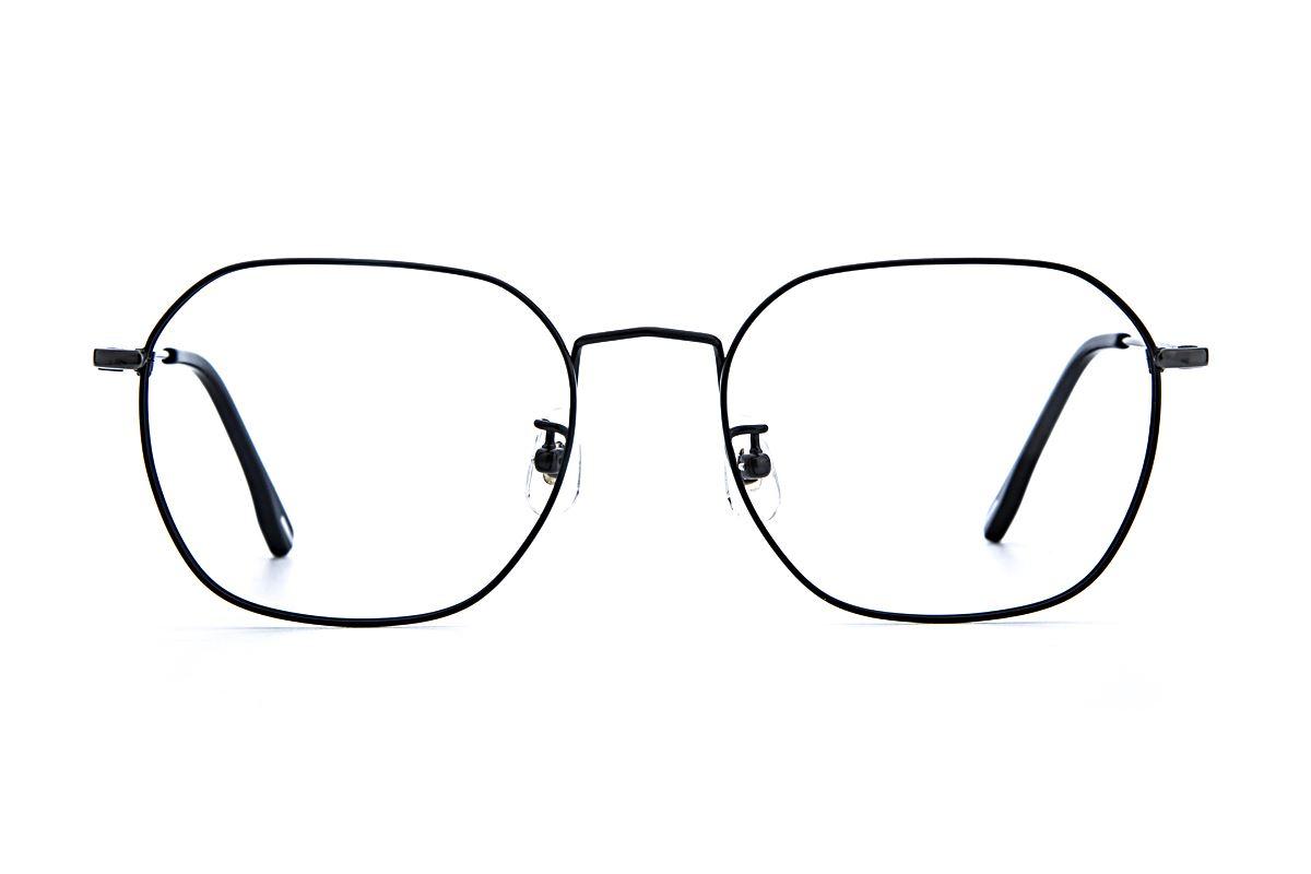 严选高质感纯钛眼镜 J85607-C2-42