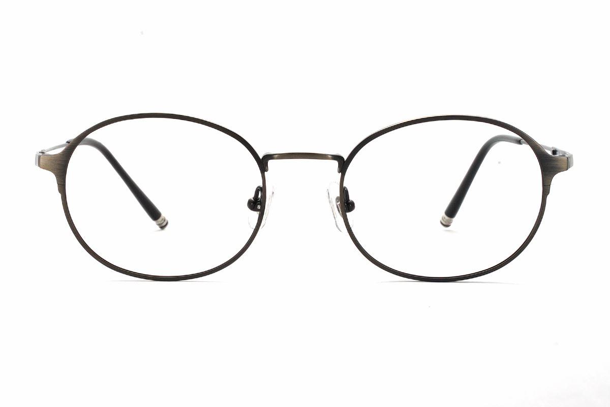 质感钛眼镜 J85052-C342