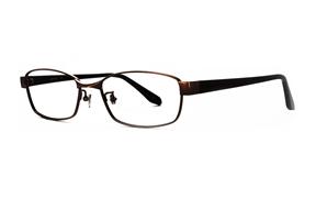 眼镜镜框-严选复合质感眼镜 LA102-BR